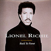 Back to Front Richie, Lionel Audio CD Used - Like New