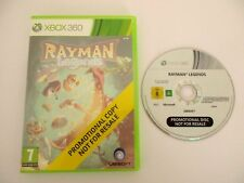 RAYMAN LEGENDS - MICROSOFT XBOX 360 - Jeu PAL Version PROMO