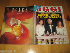 OGGI 1994/16=CAROLINE STEPHANIE DI MONACO=ELLA FITZGERALD=ILONA STALLER=PANTALEO
