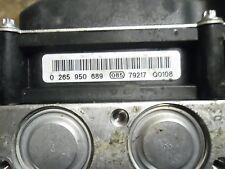 ABS/ASR/ESP SKODA Fabia Roomster 6Q0614517C  6Q0614517L 0265960689