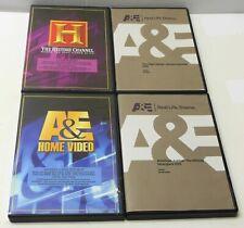 SERIAL KILLER DVD Lot History A&E Channel SON OF SAM HILLSIDE BOSTON STRANGLERS