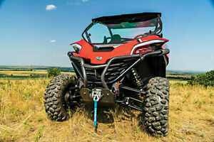 CFMOTO ZFORCE 950 Front Bumper Brush Guard, OEM (5BY#-801100-1000)