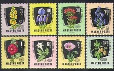 Hungarian Nature & Plants Postal Stamps