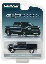 1:64 GreenLight *HOBBY EXCLUSIVE* Chevrolet CENTENNIAL 2018 Silverado Pickup NIP
