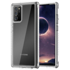 For Samsung Galaxy Note 20 Ultra/Note 20 Slim Hard PC +TPU Soft Back Case Cover