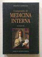 Angelo Caniggia Compendio di Medicina Interna Terza Ed. Minerva Medica 1995