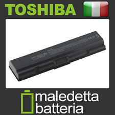 Batteria 10.8-11.1V 5200mAh per Toshiba Satellite Pro L300D