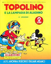 Topolino e la lampada di Aladino. 3° episodio