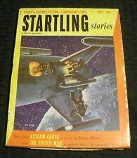 1952 Oct STARTLING STORIES Pulp Magazine v.27 #3 VG+ 4.5 L Sprague de Camp