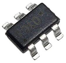 5x NDC7001C, Dual N/P-Kanal MOSFET im SOT23-6 Gehäuse