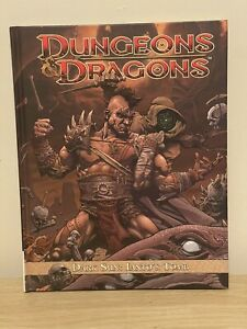 Dungeons & Dragons Dark Sun Iantos Tomb IDW Comics HC Graphic Novel 2011 1st Ed