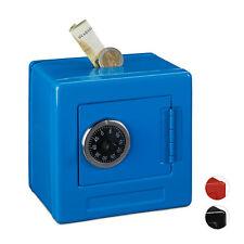 Spartresor Spardose Sparschwein Zahlencode Spielzeug lustig Kinder Safe Metall