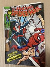 New ListingSpider-man 101 First Morbius Marvel Comics (1971) Plus 73 other book collection