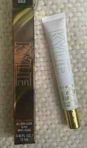 Kylie Cosmetics 24K Birthday Collection All Over Gloss New In Box