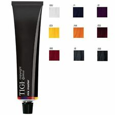 TIGI Copyrightcolor Mix Master Permanent Hair Colour Dye Creme - Buy1get1free /8a Smokey Ash