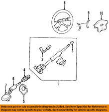 KIA OEM 94-01 Sephia Steering Column-Coupling KK15032850