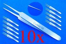 10 Mikroskopier-Splitter- chirurgische Pinzetten, Top Qualität