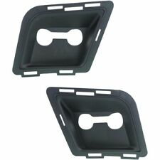 FITS FOR TAHOE / SUBURBAN 2007 - 2014 FRONT TOW HOOK COVER RIGHT & LEFT PAIR
