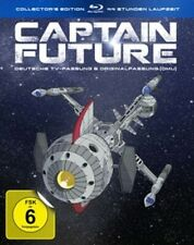 Captain Future Komplettbox BD (collector's Edition 9x Blu-ray Disc
