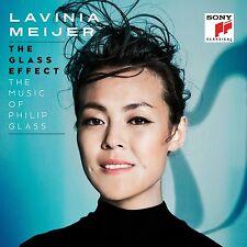 LAVINIA MEIJER - THE GLASS EFFECT  2 CD NEU GLASS,PHILIP