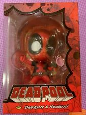 Marvel Cosbaby Deadpool2 headpool version Bobble Head Doll PVC Figure