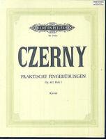 CZERNY ~ Schule der Geläufigkeit Op. 299 Heft 2