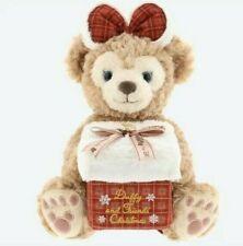 Tokyo Disney Winter Holiday Christmas 2019 Duffy Shelley May Plush Doll with Box