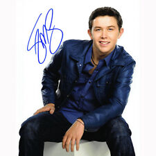 Scotty McCreery (31255) - Autographed In Person 8x10 w/ COA