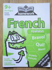 French Book Language Learning Workbook français MFL holidays France educational