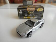 Matchbox Premiere Collection Aston Martin DB7in Grey in Box