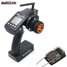 RadioLink RC4GS 2.4G 4CH Controller Transmitter w/R7FG Gyro Inside Receiver