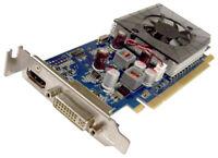 HP GF405 HDMi-DVi Short Bracket 1GB Card 635194-001 D12M1BA2H Geforce PCIe16