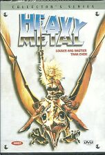 HEAVY METAL ( LOUDER AND NSTIER THAN EVER )  NEW  DVD
