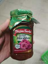 Rose Jam 100% Organic Natural Goods Healthy Goods from Azerbaijan 400 gr