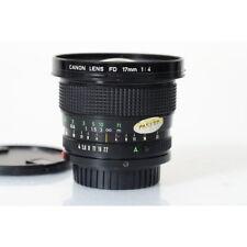 Canon FD 4,0/17mm grandangolare