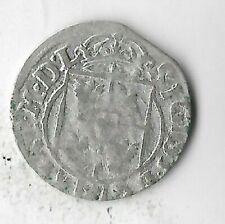 1622 Silver Thaler Rare Old Renaissance Medieval Era Collection War Coin LOT:S23