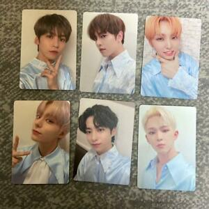 ONEUS LIVED KISS JAPAN EVENT Benefit Official 6 Photo Cards XION HWANWOONG SOHO