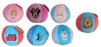 Disney Plüsch-Ball 20 cm für Kinder verschiedene Charaktere Kuschelball Deko Neu
