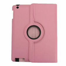 New iPad 360 Rotating Stand Case Cover For Apple iPad  4 3 2 mini Air 2 Pro ULL