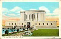Mesa, Arizona, Mormon Temple Postcard