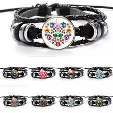 More details for ✅ polish folk art patterns fashion bracelet jewelry modern paper cutting ✅