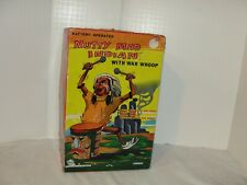 VIntage Marx Nutty Mad Indian Box Only - Original