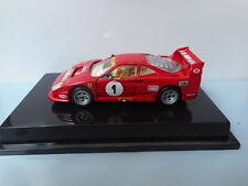 HOT WHEELS 1/43 - FERRARI F40 RACING 1987