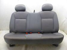 Isuzu D-max I 8DH 2.5 DiTD 4x4 Rücksitzbank Rücksitz Sitz hinten Stoff