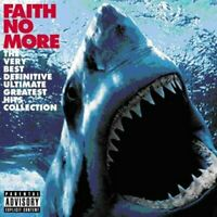 Faith No More - The Very Best Definitive Ultimate Greatest Hits Collection [CD]