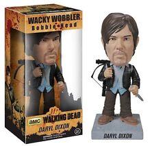 9WACKY WOBBLER BOBBLE HEAD AMC WALKING DEAD DARYL DIXON MIB