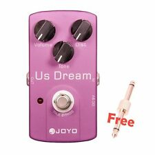 Joyo JF-34 Electric Guitar US Dream Distortion Pedal pedal guitar joyo