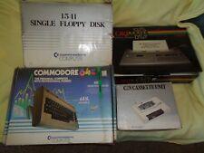Commodore 64 Computer C2N Cassette Okidata Okimate 10 1541 Floppy Original Box