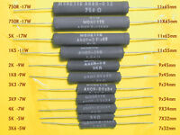 10 Pack * NOS * DRALORIC SMA0411 50 A1 20 Ohm