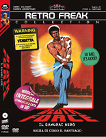 Death Force - Il Samurai Nero (DVD - Retro Freak Video - Blaxploitation)